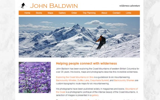 John Baldwin: Design & Development + Consulting
